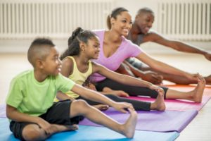 Family Yoga with Jillian - Aurora Healing Arts - Gainesville, FL