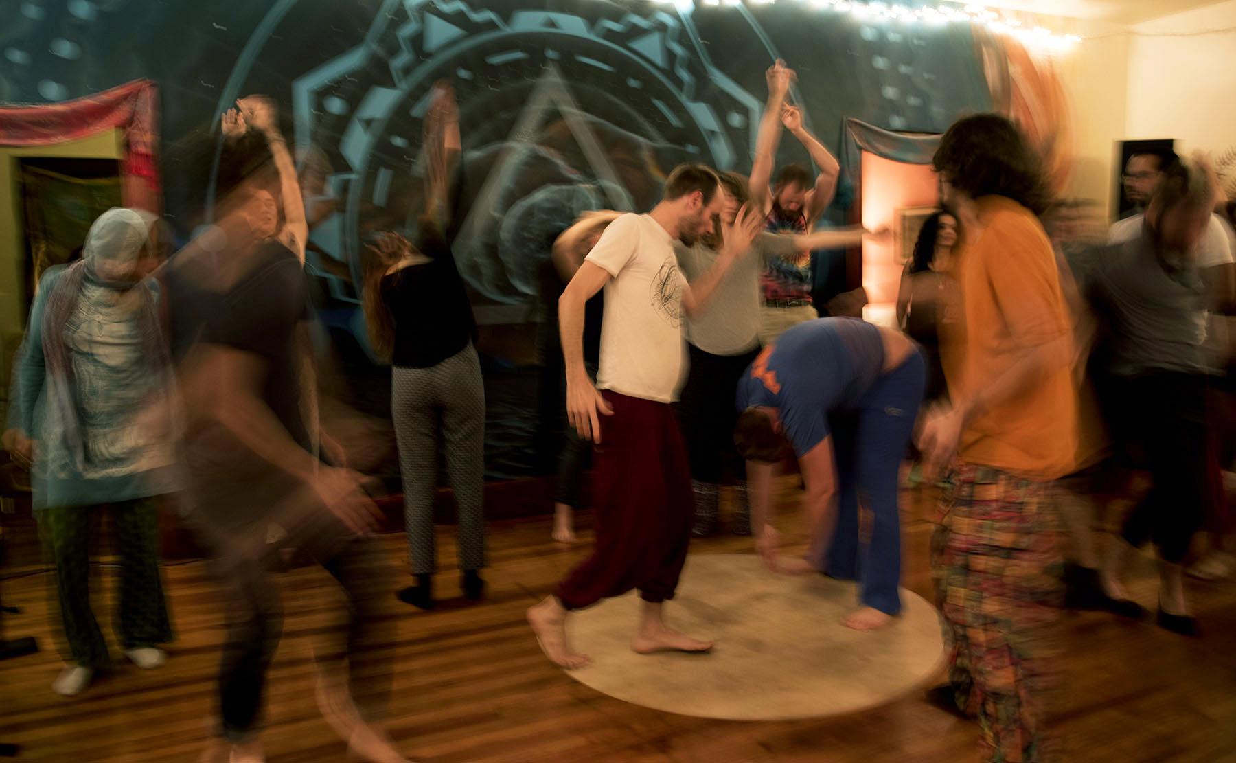 Ecstatic Dance at Aurora Healing Arts - Gainesville, FL
