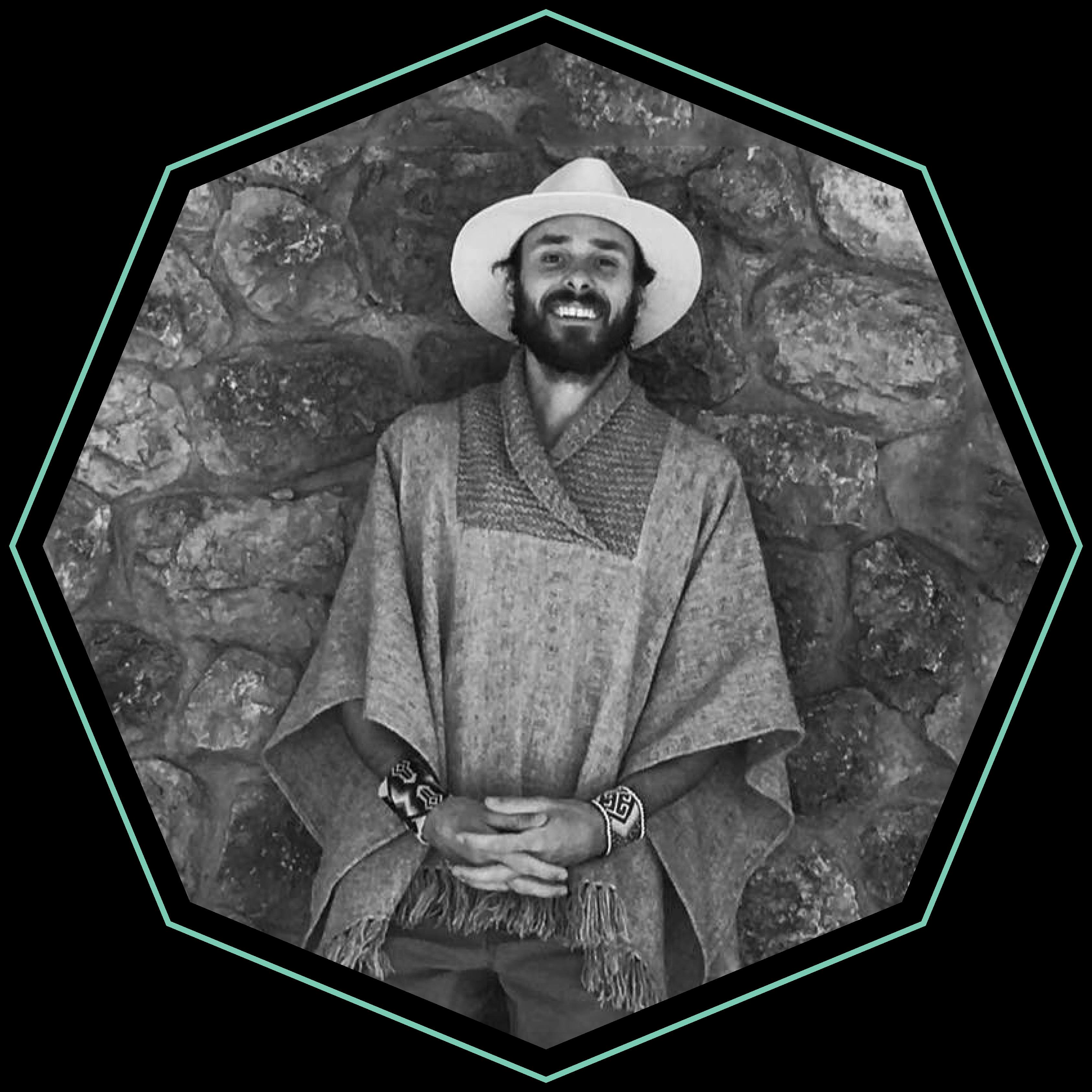 Mat Chandler in Peru - Aurora Healing Arts, Gainesville, FL
