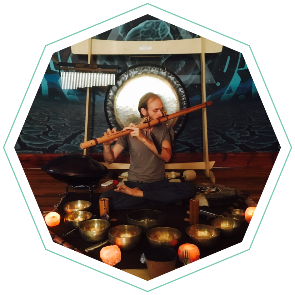 Mathew Chandler Sound Healing Aurora Gainesville Oct