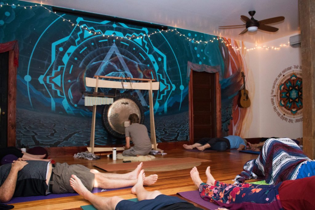 Mat Chandler - Sound Healing and Yoga