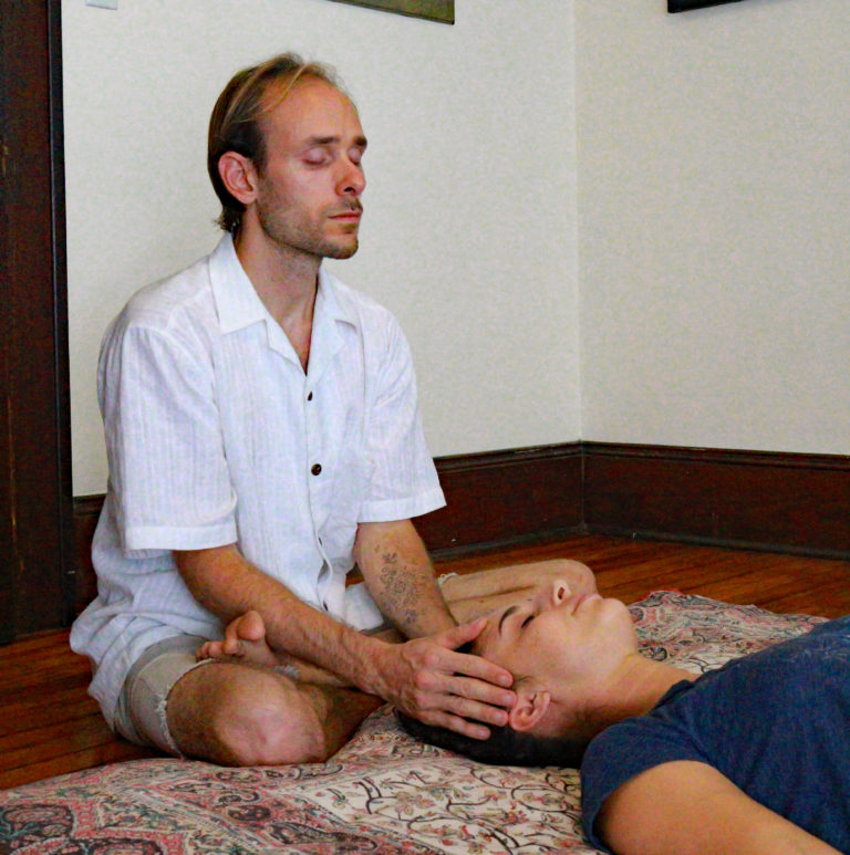 CranioSacral Wave Therapy with Mat Chandler - Aurora Healing Arts, Gainesville, FL